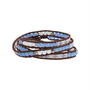 Picture of Blue Japanese Beaded Wrap